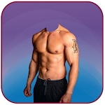 Gym body photo maker Apk