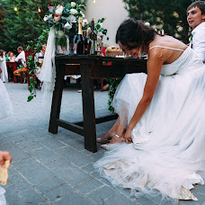 Wedding photographer Anna Sergeenko (anhenfeo). Photo of 08.12.2017