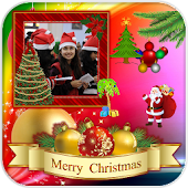 Christmas Photo Frame 2018 :Christmas Photo Editor
