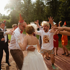 Fotógrafo de bodas Vadim Blagoveschenskiy (photoblag). Foto del 26.04.2016