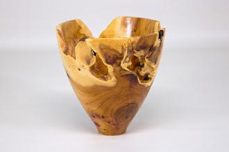 "Photo: Tim Aley 5"" x 5"" bowl [dogwood root]"