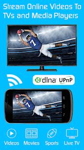 Video & TV Cast + DLNA Player & UPnP Movie Mirror Premium (Cracked) 1