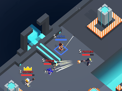 Squadd.io Screenshot