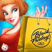 Tải Black Friday Shopping Mall Girl Fashion Salon Spa APK