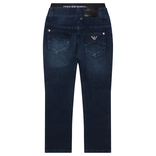 Thumbnail images of Emporio Armani Slim Fit Jeans