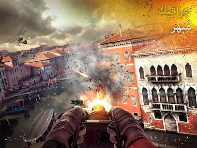 تحميل لعبة Modern Combat 5 مهكرة للاندرويد [آخر اصدار] 5