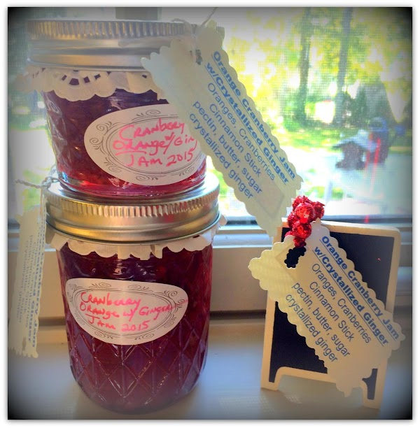 Sept. 10th, 2015 --- Made 2 batches of this jam.