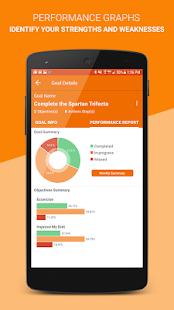 Goal Plus: Goal Setting, Vision Board, & Planner - náhled