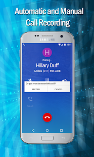 Advanced Call Recorder Free & Caller ID - náhled