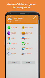 Mini-Games: New Arcade App Download For Android 6