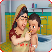 Dadi Maa Kids Song Offline