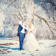 Wedding photographer Evgeniya Malyutina (EVGENIYA09). Photo of 16.01.2014