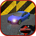 City Driving Simulator Icon