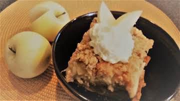 Amish Apple Crisp