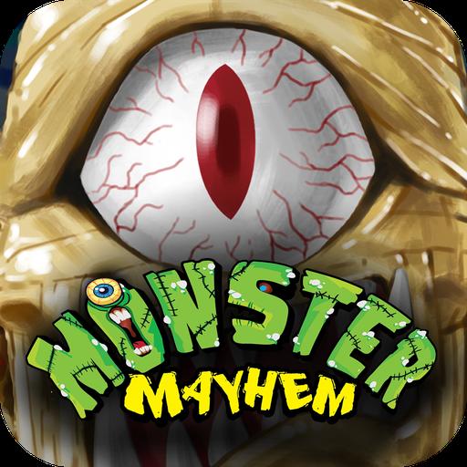 Monster Mayhem App