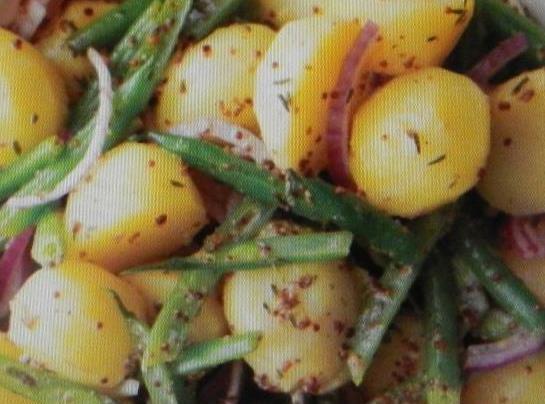 Green Beans&potato Salad Recipe