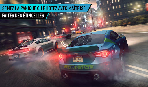 Need for Speed: NL Les Courses  captures d'écran 3