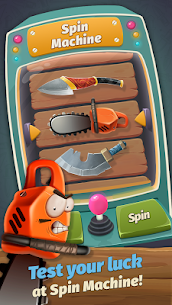 Flip the Knife MOD Apk PvP PRO (Unlocked) Latest 3