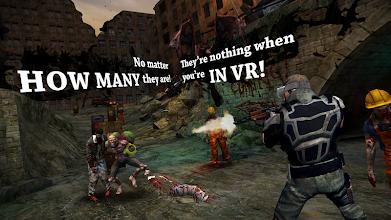 VR DEAD TARGET: Zombie Intensified (Cardboard) screenshot thumbnail