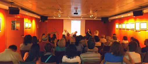 Photo: Pablo Luque Pinilla comenta sobre los poemas
