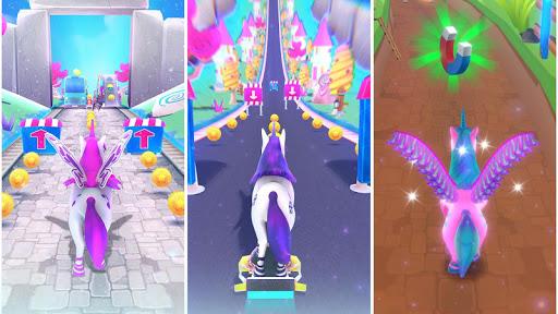 Magical Pony Run - Unicorn Runner 1.5 screenshots 4