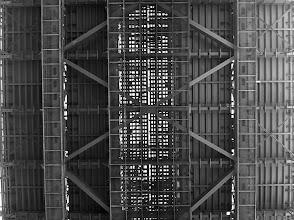 Photo: Seethrough Williamsburg Bridge