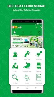 K24Klik Apotek Online - náhled