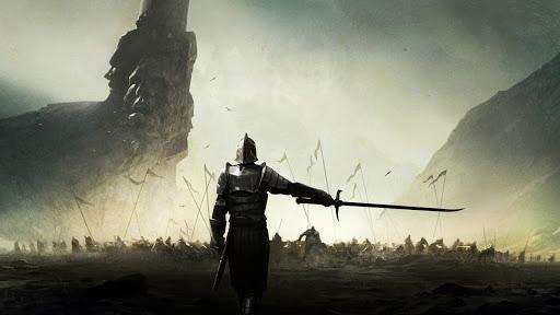 Medieval Shield Live Wallpaper