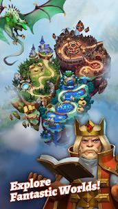 Dragon Strike: Puzzle RPG 4