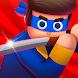 ミスター忍者 - スライスパズル - Androidアプリ