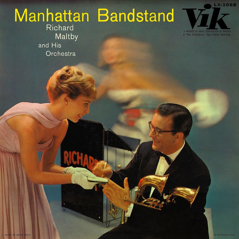 Richard Maltby, Vik Records