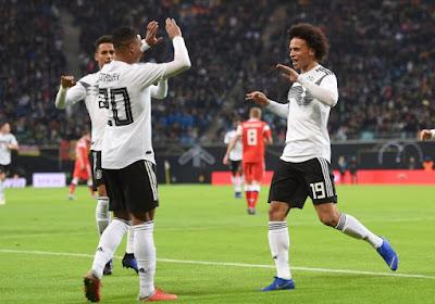 Nations League: Spanje, Duitsland en voetbaldwergen