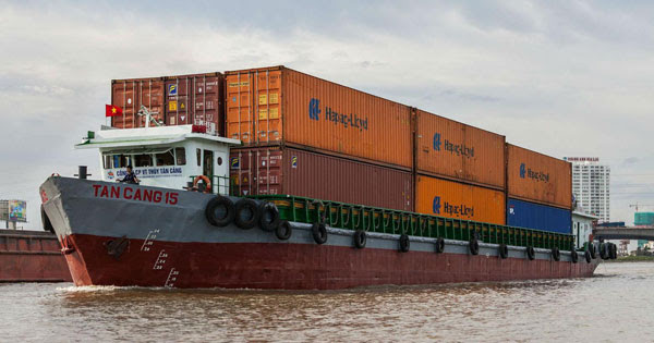 Морские перевозки из Вьетнама