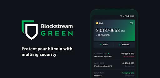 Приложения в Google Play – Blockstream Green Wallet