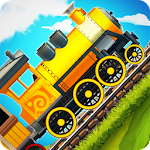Fun Kids Train Racing Games 3.56