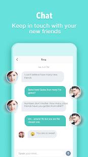 Meet – Talk to Strangers Using Random Video Chat