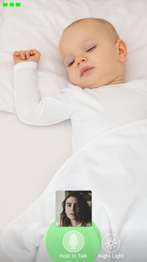 Screenshot for Cloud Baby Monitor in United States Play Store