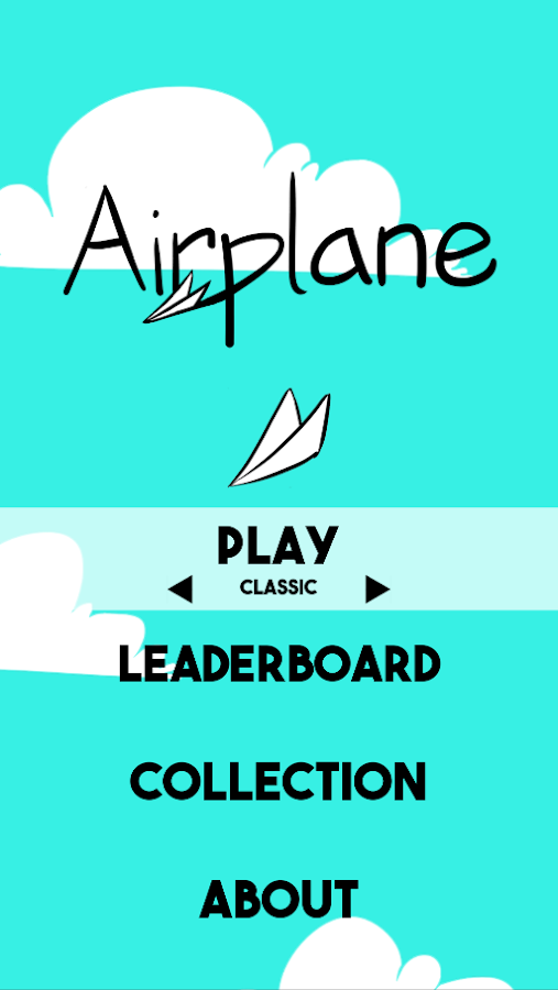 Airplane- screenshot