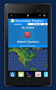Hurricane Tracker Screenshot