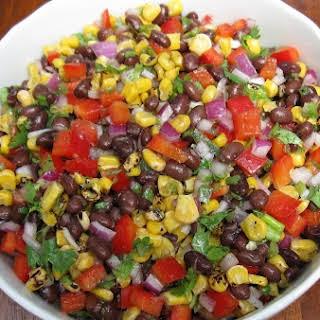 Black Bean & Corn Salad.