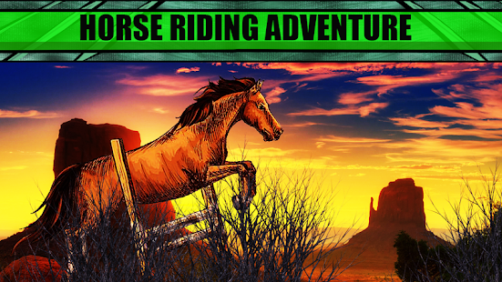Download Horse Riding Adventure Derby Quest 2019 For PC Windows and Mac apk screenshot 3