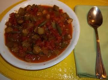 Gumbo Creole Style (Sallye)