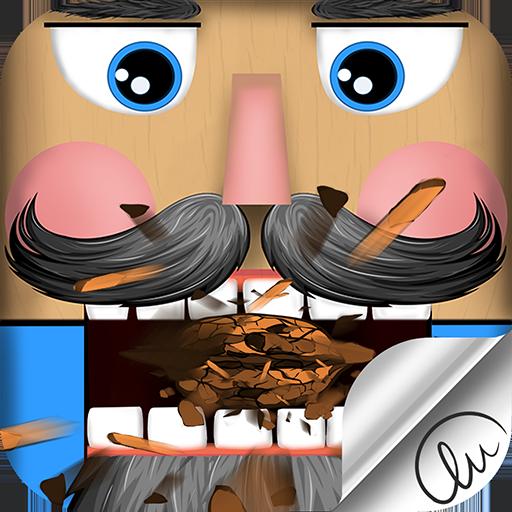 Nut Cracker - Finger Dash 休閒 App LOGO-APP試玩