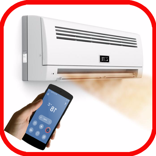 Smart air conditioner remote control