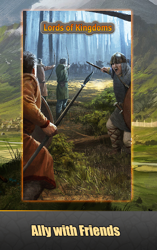 Lords of Kingdoms - medieval imperia mobile online 1.5.2 screenshots 4
