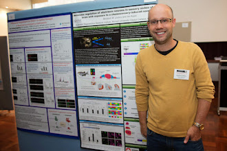 "Photo: Benjamin Lindsey, ""Molecular regulation of adult-born neurons in sensory niches of the zebrafish brain with exposure to a chemosensory-induced novelty assay"""
