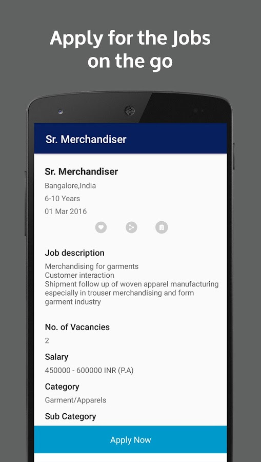 Fashion Retail Textile Jobs- screenshot