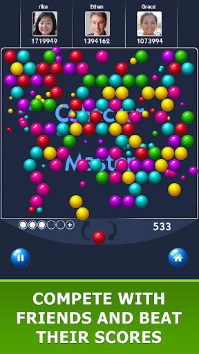 Bubbles Puzzle: Hit the Bubble Free 7.0.16 screenshots 5