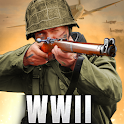 World War WW2 Shooter : Free Shooting Games icon