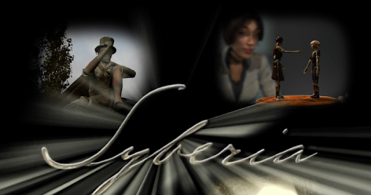 Now playing: Syberia